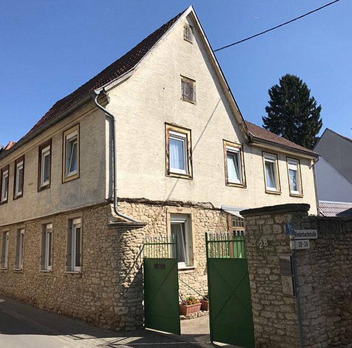 Haus Restaurierung